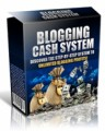 Blogging Cash System Plr Ebook With Video