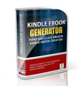 Kindle EBook Generator Mrr Software