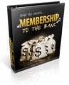 Membership To The Bank Plr Ebook