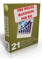 The Online Manifesto For Biz Personal Use Ebook