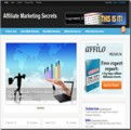 Affiliate Marketing Blog Personal Use Template With Video