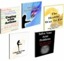 Health And Self Improvement Combo Mrr Ebook