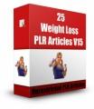 25 Weight Loss Plr Articles V15 PLR Article