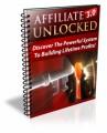 Affiliate Marketing 30 Unlocked PLR Ebook