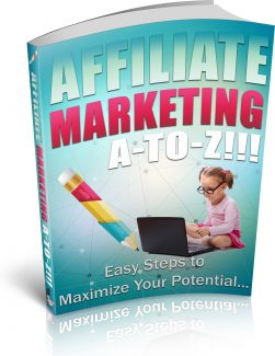 Affiliate Marketing A To Z PLR Ebook