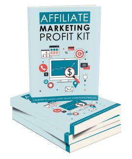 Affiliate Marketing Profit Kit MRR Ebook