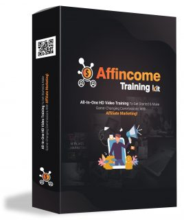 Affincome Training Kit Upgrade PLR Video With Audio
