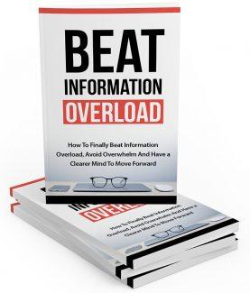 Beat Information Overload MRR Ebook