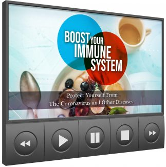 Boost Your Immune System Video Upgrade MRR Video With Audio