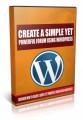 Create A Simple Yet Powerful Forum Using Wordpress PLR ...