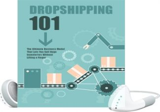 Dropshipping 101 MRR Ebook With Audio