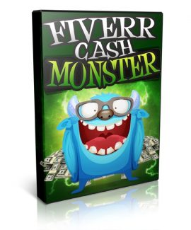 Fiverr Cash Monster PLR Video