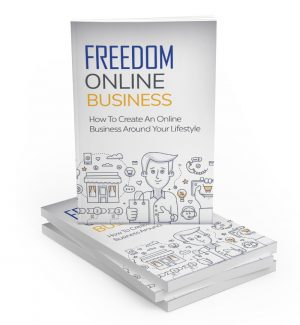 Freedom Online Business MRR Ebook