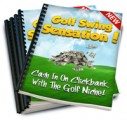 Golf Swing Sensation Resale Rights Ebook With Video
