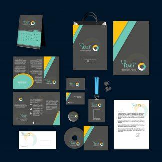 Greytosc Print Design Personal Use Template