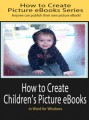 How To Create Childrens Picture Ebook In Word PLR Ebook