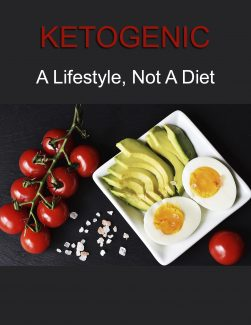 Ketogenic: A Lifestyle, Not A Diet PLR Ebook