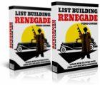 List Building Renegade MRR Video