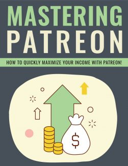Mastering Patreon PLR Ebook