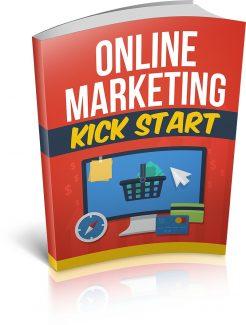 Online Marketing Kickstart MRR Ebook