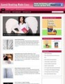 Speed Reading Niche Blog Personal Use Template With Video