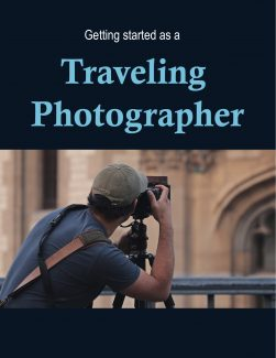 Traveling Photographer PLR Ebook