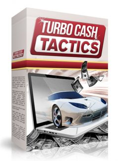 Turbo Cash Tactics PLR Video