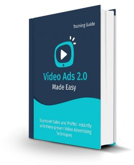 Video Ads 20 Made Easy Personal Use Ebook
