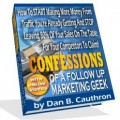 Confessions Of A Follow Up Marketing Geek MRR Ebook