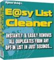 Easy List Cleaner MRR Software