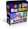 Google Site Map Creator 2006 PLR Software