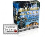 Million Dollar Health Sales Letters Personal Use Ebook