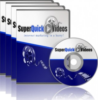 Super Quick Videos – Internet Marketing In A Hurry Mrr Video