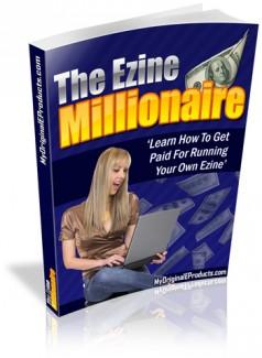 The Ezine Millionaire Mrr Ebook