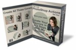 The Lost Photoshop Actions : Set One Resale Rights Software