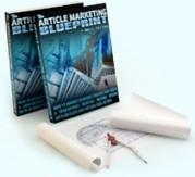 Article Marketing Blueprint Personal Use Ebook