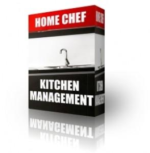 Home Chef Kitchen Management Plr Ebook