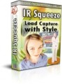 IR Squeeze - Lead Capture With Style Plr Template