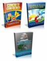 PLR Pack 1 - 3 EBooks Plr Ebook
