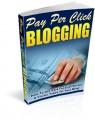 PPC Blogging Mrr Ebook With Audio