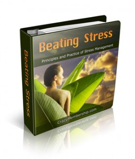 Beating Stress PLR Ebook