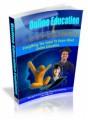 Online Education Explained Mrr Ebook