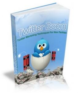Twitter Boom Mrr Ebook