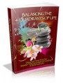 Balancing The 4 Quadrants Of Life MRR Ebook