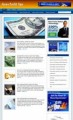 Forex Blog Personal Use Template
