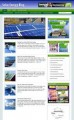 Solar Energy Niche Blog Personal Use Template With Video
