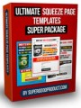Ultimate Squeeze Page Templates Package Personal Use ...