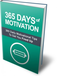 365 Days Of Motivation MRR Ebook