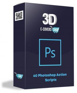 60 Photoshop Action Scripts PLR Graphic