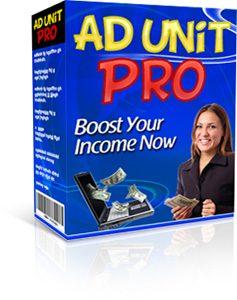 Ad Unit Pro MRR Software